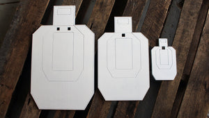 AR 500 IPSC Targets - A&J Sporting