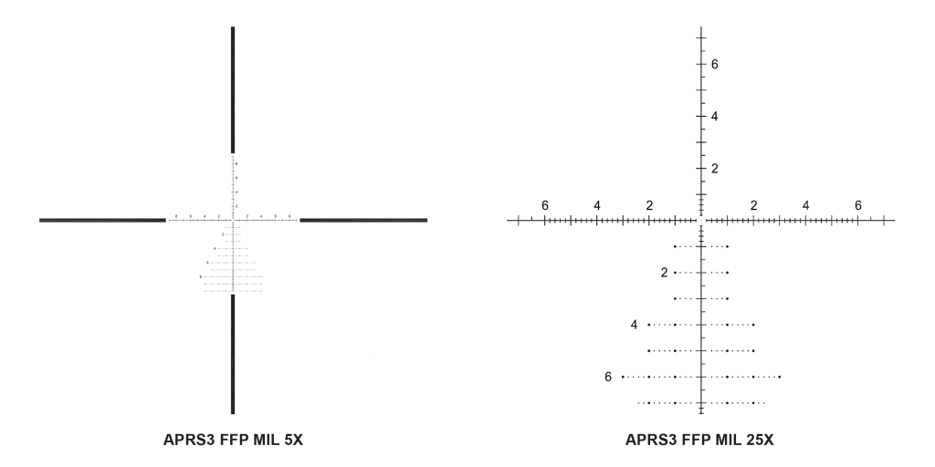 Athlon Rifle Scopes - Athlon - Midas TAC 5-25×56 - a-j-sporting