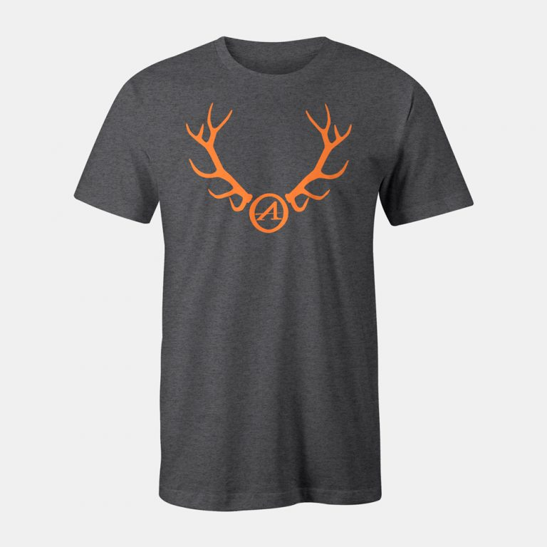 Antlers T Shirt - A&J Sporting