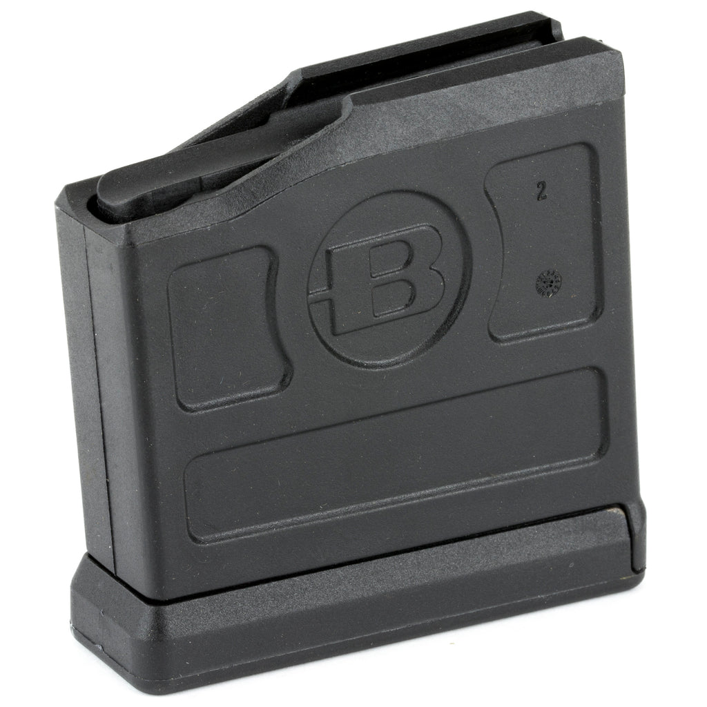 Bergara, Magazine, 5Rd, Black, Fits AICS Style Short Action Rifles