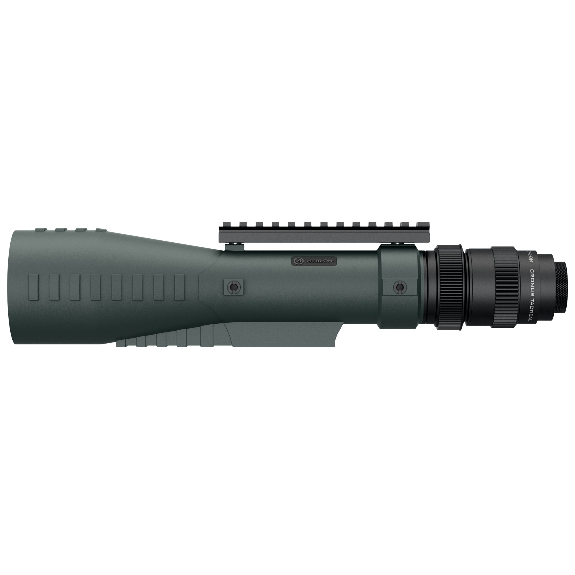 Athlon Spotting Scopes - Athlon - Cronus Tactical Spotting Scope - a-j-sporting