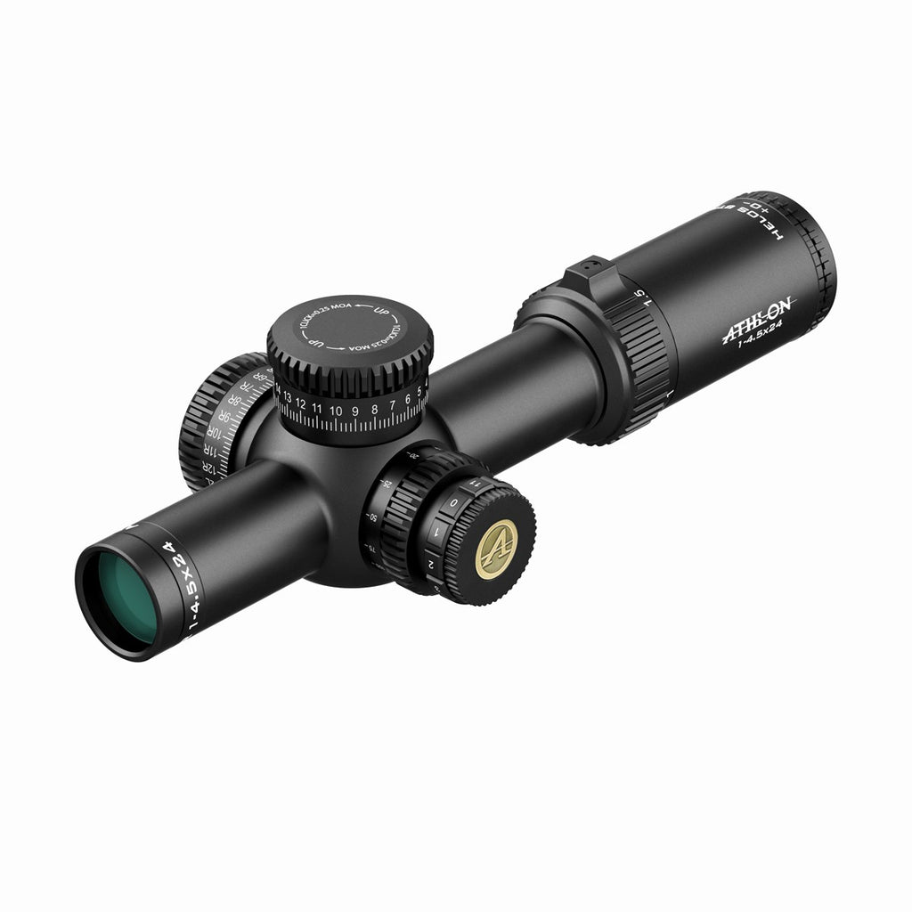 Athlon Rifle Scopes - A&J Sporting - Helos BTR - a-j-sporting