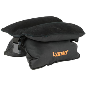 Lyman Match Shooting Bag filled - A&J Sporting
