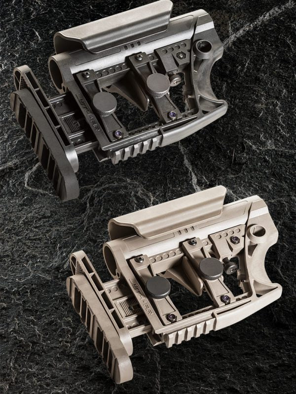 Luth-AR MBA-3 Carbine Buttstock - A&J Sporting