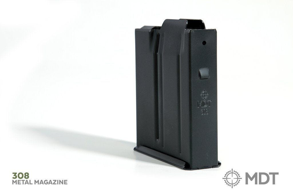 MDT Metal Magazines - Short Action