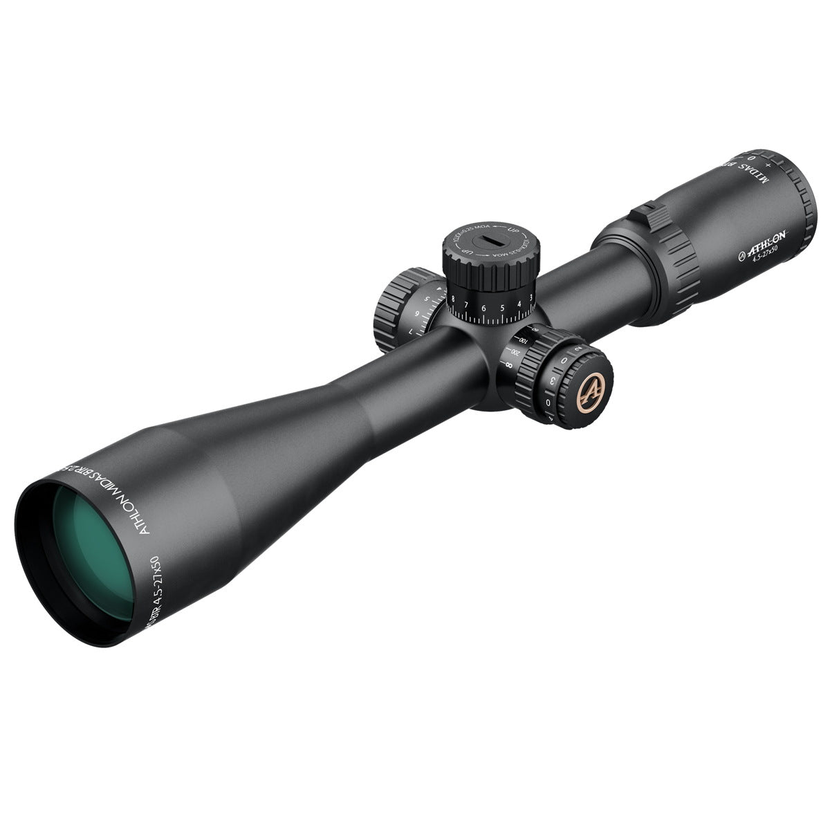 Athlon Rifle Scopes - Athlon - Midas BTR gen 2 - a-j-sporting