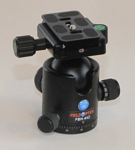 tripod - Field Optics Research - FBH-44D Extra Heavy Duty Ball Head - a-j-sporting