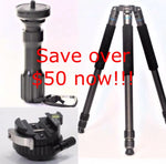 Bundle and Save Bowl Top Tripod Combo