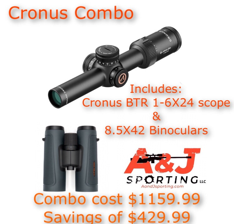 Cronus Scope/ Binocular Special