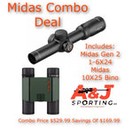 Midas Scope & Binocular Combo