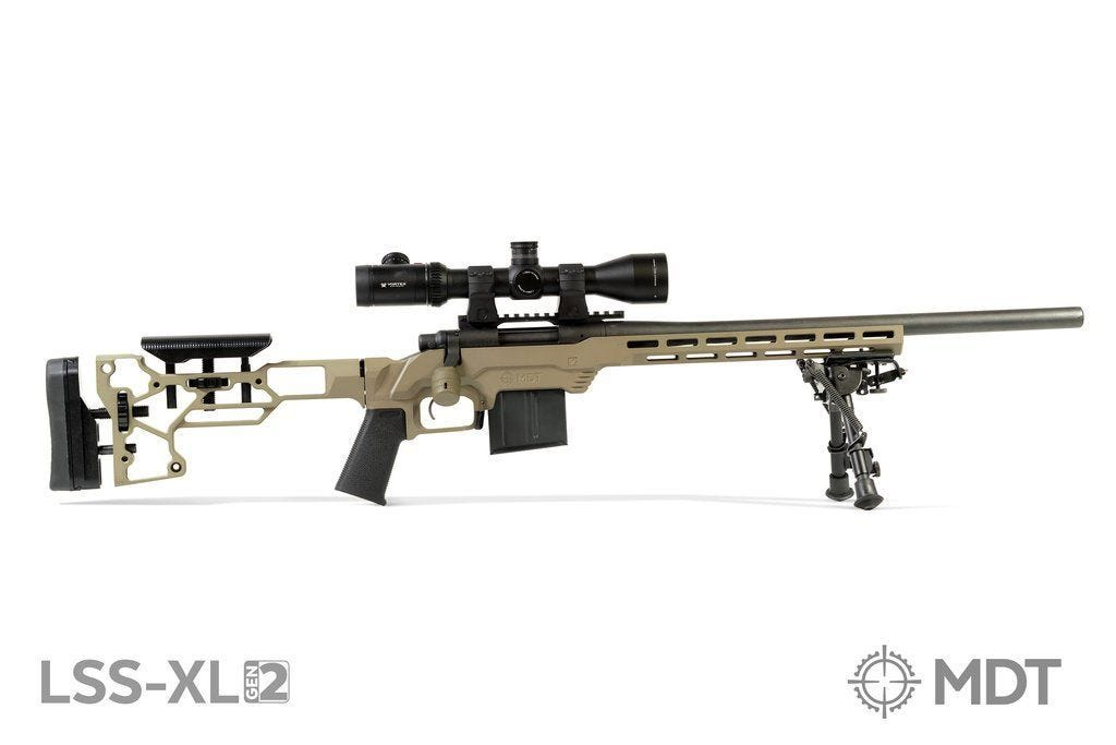 MDT LSS-XL Gen2 Chassis System