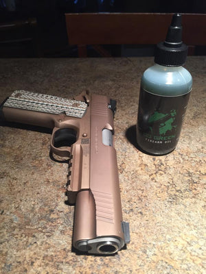 OD Green Gun Oil - A&J Sporting