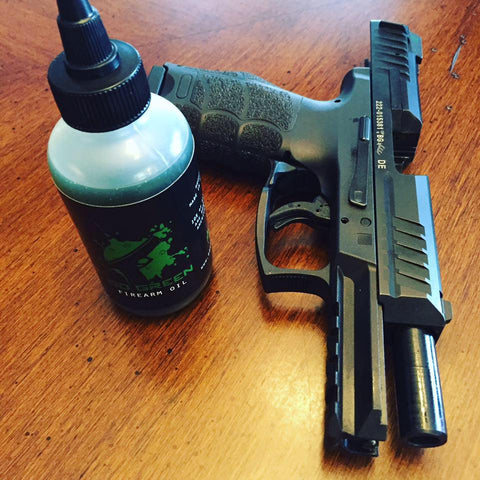 OD Green Gun Oil