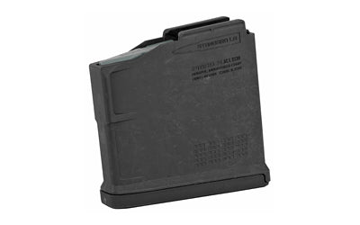 Magpul Industries, Magazine, PMAG, Standard Long Action Calibers, 5Rd, Fits AICS Long Action, Black Finish