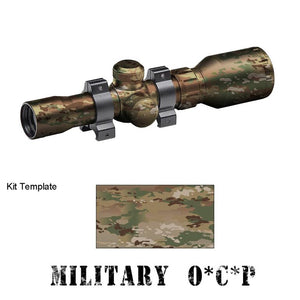 Scope Skin - GunSkins - Scope Skins - a-j-sporting