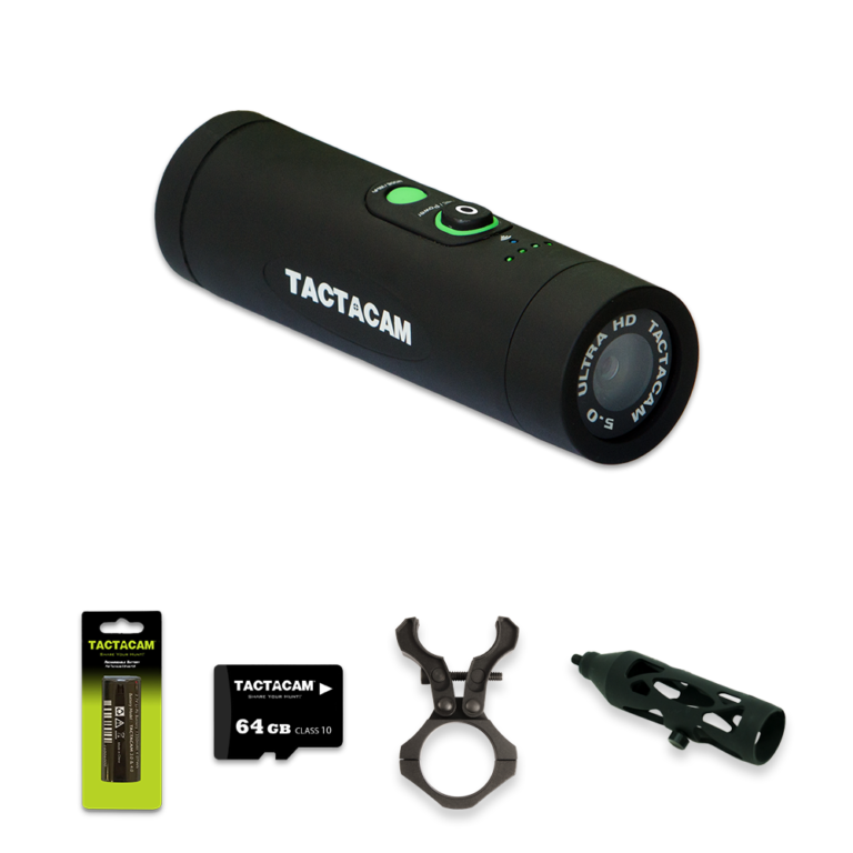 camera - Tactacam - Ultimate Hunter 5.0 Package - a-j-sporting