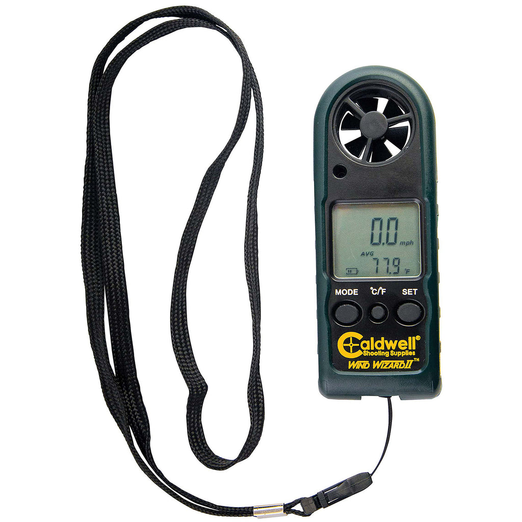 weather meter - RSR Group - CALDWELL WIND WIZARD II - a-j-sporting