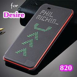 Case for HTC 820 G Flip Cover For HTC Desire