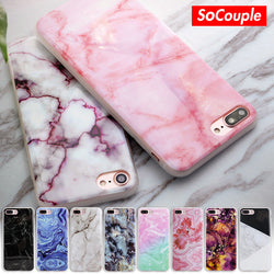 Case for iPhone 5s 5 SE 6 6s 6 plus 7 7 plus Granite