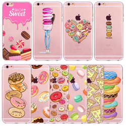 Case for iPhone 6 6S 5 5S SE 5C 6Plus 6SPlus