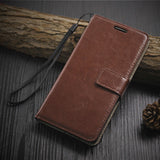 Case for Sony Xperia Z5 Z4 Z3 Z2 Z1 C5 C4 C3 M5 M4 Aqua E4 E4G Z5 Leather Wallet