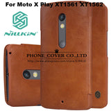 Case for Moto X Play XT1561 XT1562 Wallet Leather