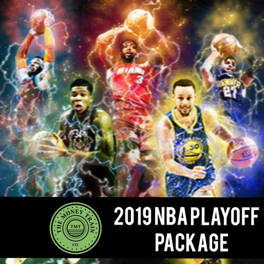 2019 NBA Playoff Package