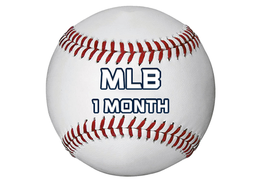 MLB - One Month Package