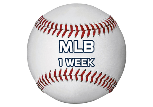MLB - One Week Package