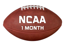NCAA Football - One Month Package