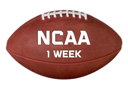 NCAA Football - One Week Package