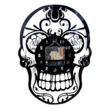 SKULL WATCH CLOCK