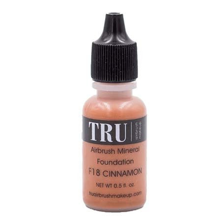 F18 - Cinnamon Airbrush Foundation