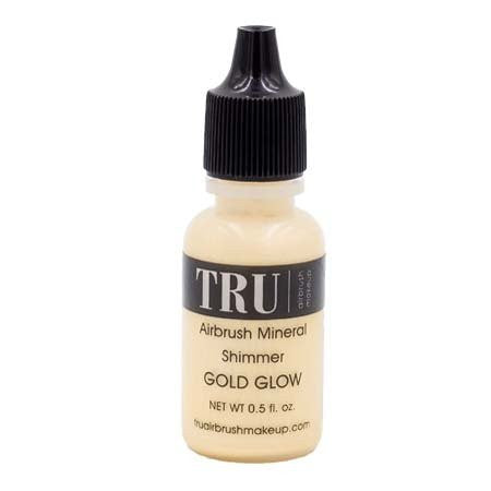 Airbrush Mineral Glow-Gold
