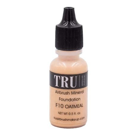 F10 - Oatmeal Airbrush Foundation