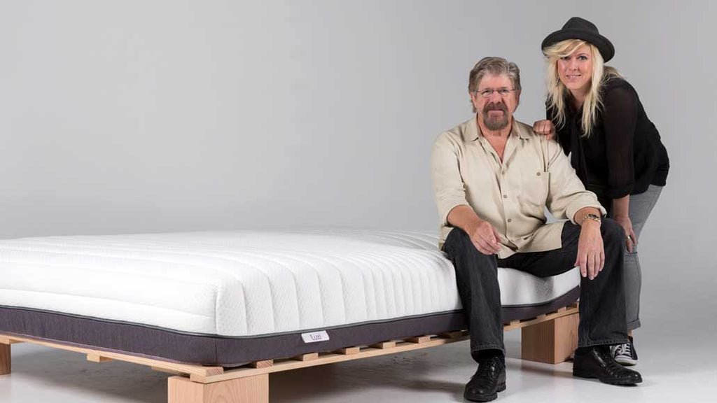 THE PAST, PRESENT, AND FUTURE OF MATTRESSES.