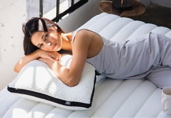 The Luxi Pillow - LUXI Mattress