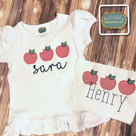 Apple Shirt