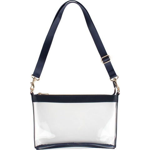 Lucy Clear Crossbody Bag