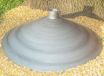 Funnel - 55gal Spun Steel