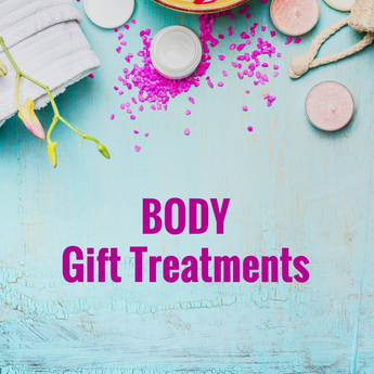 Body Treatment Gifts