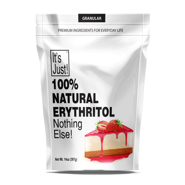 It's Just - Eyrthritol, Natural Sweetener