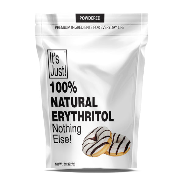 It's Just - Eyrthritol Powdered