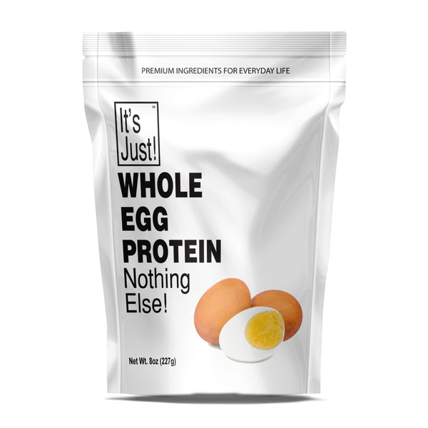 It's Just - Whole Egg Protein