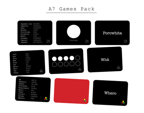 Games pack