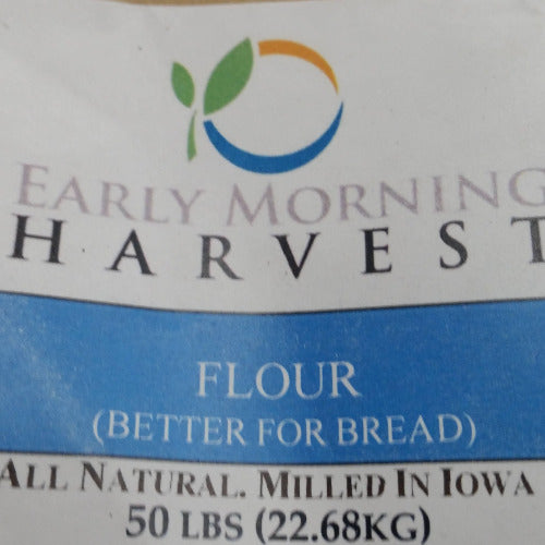 IFH - Bread Flour, Early Morning Harvest, 50lb bag