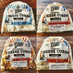 WWHD Cheese Curds, various
