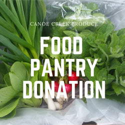 CCP Food Pantry Donation
