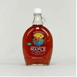 GRM Maple Syrup, Grade A Rich