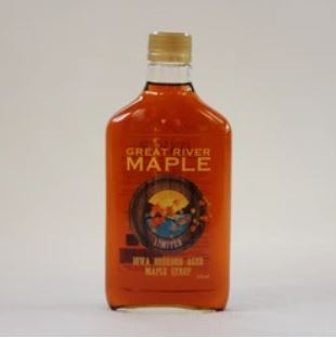 GRM Maple Syrup, Bourbon-aged